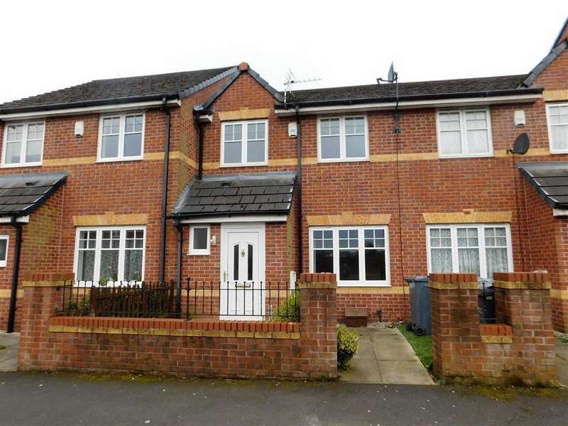 3 Bedrooms Terraced House for sale in Grindleton Avenue, Manchester