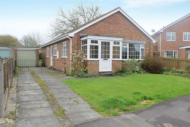 3 Bedrooms Detached Bungalow for sale in Prince Rupert Drive, Tockwith, York, YO26 7QS