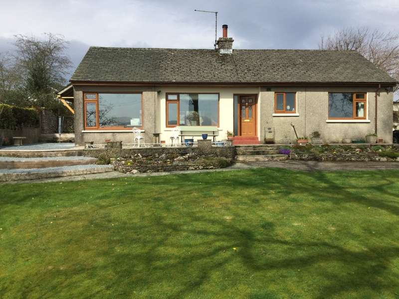 2 Bedrooms Detached Bungalow for sale in Low Park Lane, Endmoor, Kendal