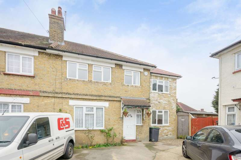 5 Bedrooms House for sale in Croxford Gardens, Wood Green, N22