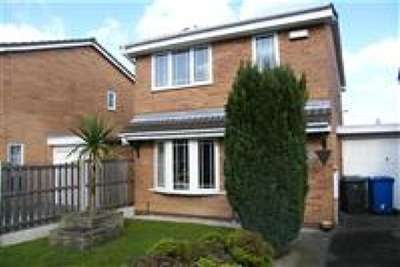 3 Bedrooms Detached House for rent in St Bridgets Close; Cinnamon Brow; WA2