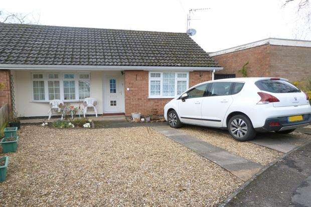 1 Bedroom Bungalow for sale in Chapel Close, Syston, Leicester, LE7