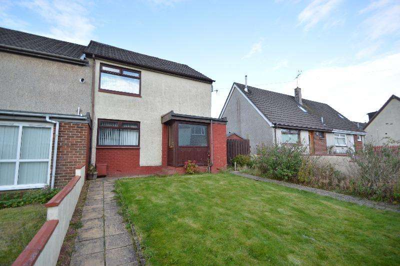 2 Bedrooms Terraced House for sale in Maxwell Place, Dalrymple, East Ayrshire, KA6 6EQ