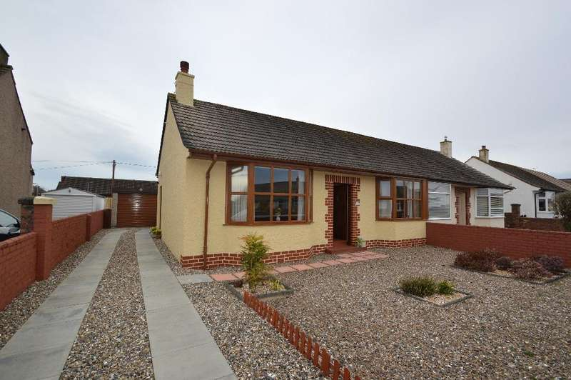 2 Bedrooms Bungalow for sale in Underwood Road, Prestwick, South Ayrshire, KA9 2EX