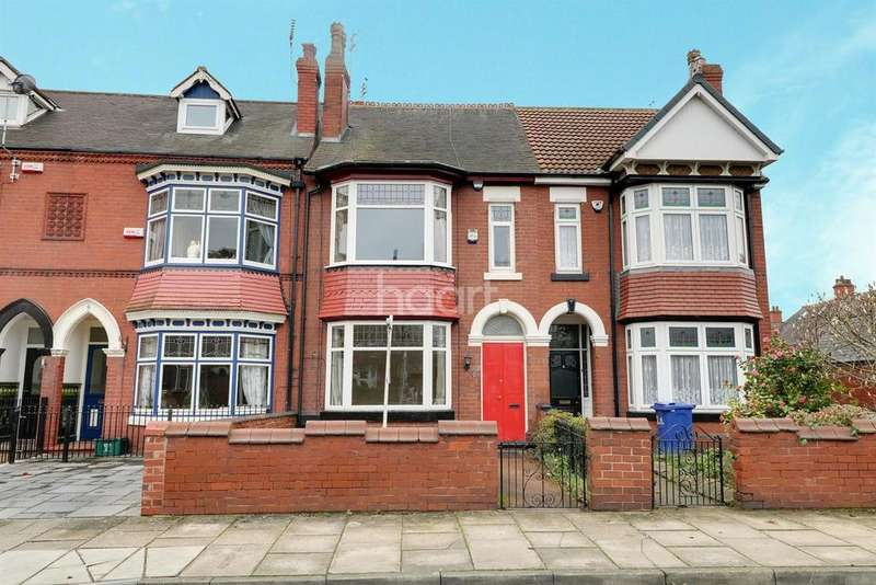 3 Bedrooms Semi Detached House for sale in Buckingham Road, Town Moor, Doncaster