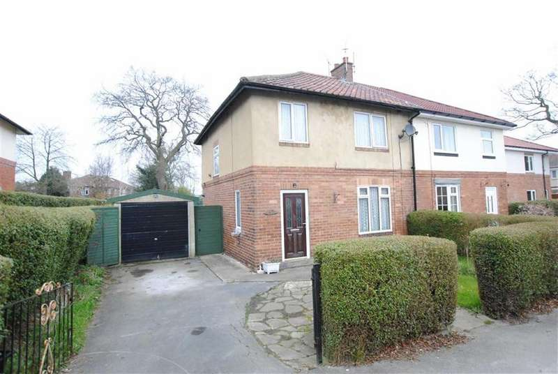 3 Bedrooms Semi Detached House for sale in Stockwell Grove, Knaresborough, HG5