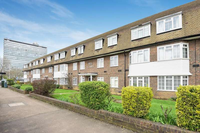 2 Bedrooms Flat for sale in Kingston Road, Surbiton, KT5