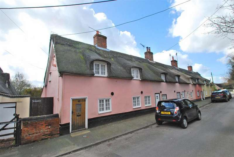 2 Bedrooms End Of Terrace House for sale in Malting Row, Honington, Bury St. Edmunds