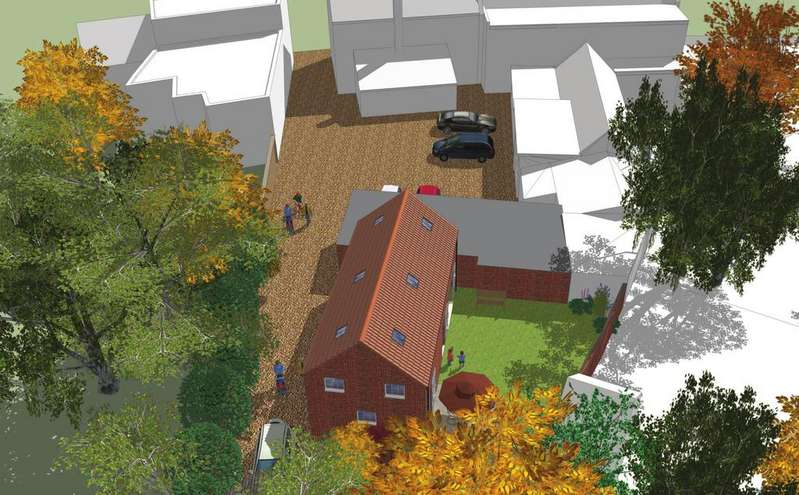 Plot Commercial for sale in High Street, Wainfleet PE24