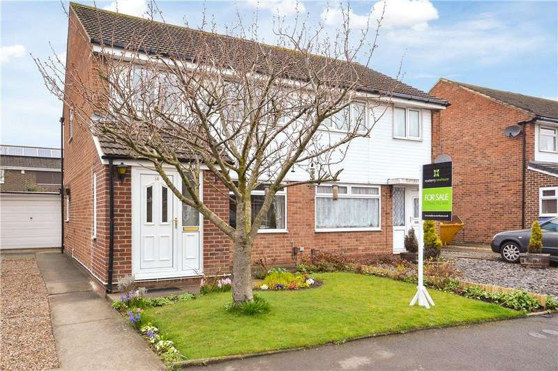 3 Bedrooms Semi Detached House for sale in Glaisdale Road, Yarm, Stockton-On-Tees