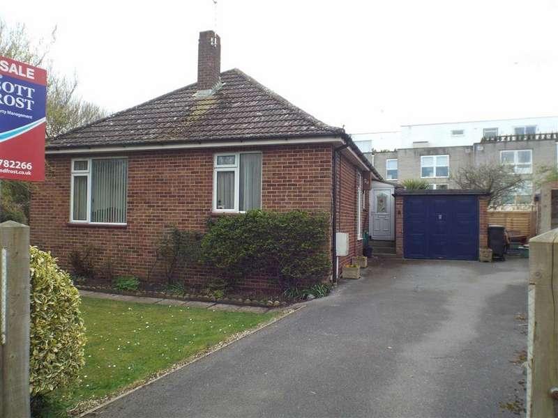 2 Bedrooms Detached Bungalow for sale in Margaret Crescent, Burnham-on-Sea