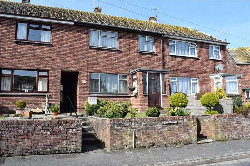 3 Bedrooms Terraced House for sale in Gale Crescent, Bridport, Dorset