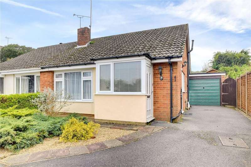 2 Bedrooms Semi Detached Bungalow for sale in Stafford Road, Petersfield, Hampshire