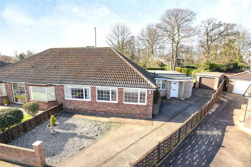 3 Bedrooms Bungalow for sale in Pagehall Close, Scartho, DN33