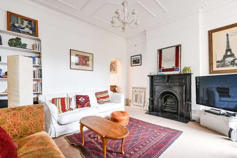 6 Bedrooms Terraced House for sale in Raleigh Gardens, Brixton