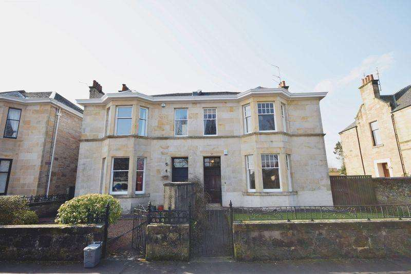 4 Bedrooms Semi-detached Villa House for sale in 23 Bellevue Road, Ayr, KA7 2SA