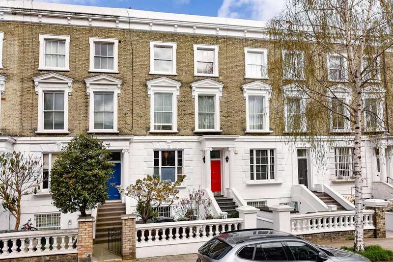 3 Bedrooms Flat for sale in Belsize Road, South Hampstead