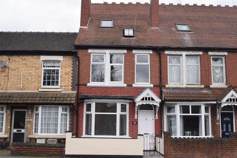 4 Bedrooms Terraced House for sale in Arbury Road, Nuneaton