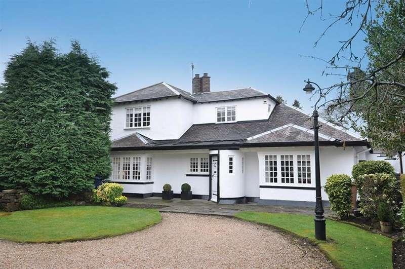 3 Bedrooms Detached Villa House for sale in 18 Letham Drive, Newlands, G43 2SL