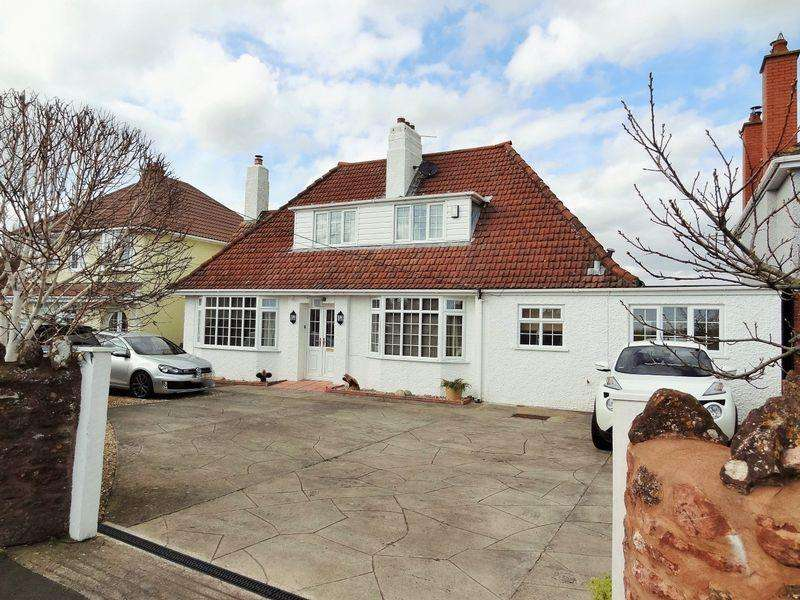 3 Bedrooms Detached Bungalow for sale in Wembdon Hill, Wembdon, Bridgwater