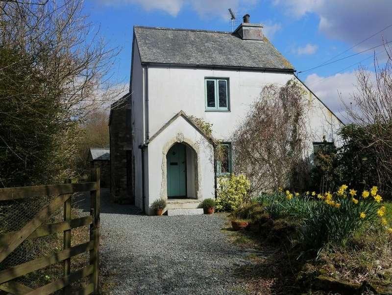 3 Bedrooms Detached House for sale in Moortown, Tavistock