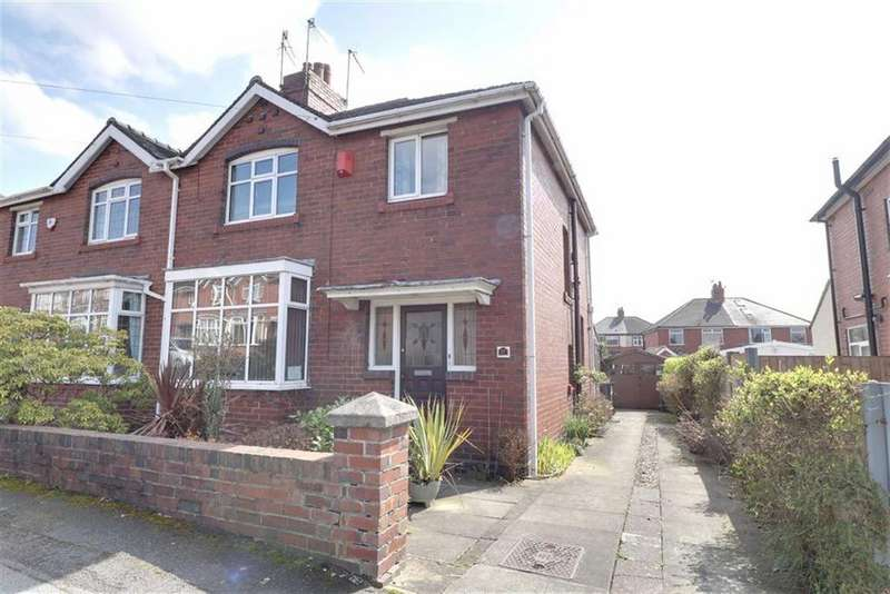 3 Bedrooms Semi Detached House for sale in St Johns Avenue, Newcastle-under-Lyme