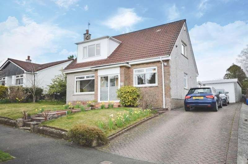 4 Bedrooms Detached House for sale in Duncan Road, Helensburgh G84 9DQ