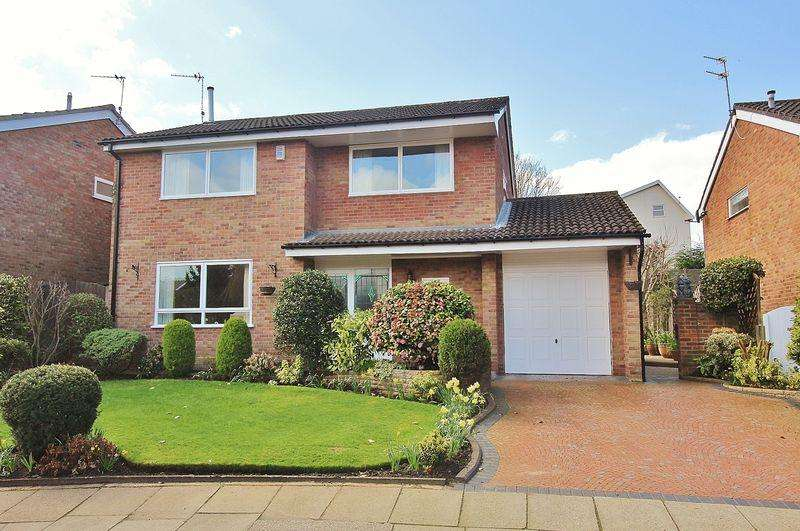3 Bedrooms Detached House for sale in Treesdale Close, Birkdale