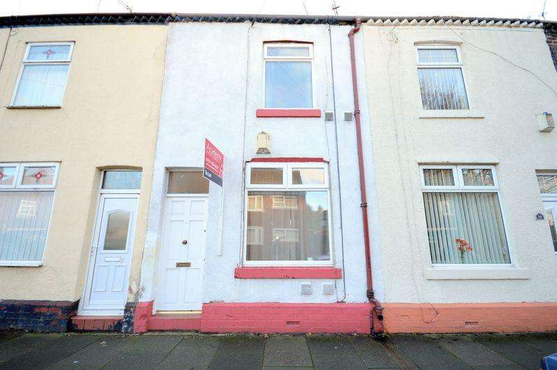 2 Bedrooms Terraced House for sale in Frank Street, Widnes