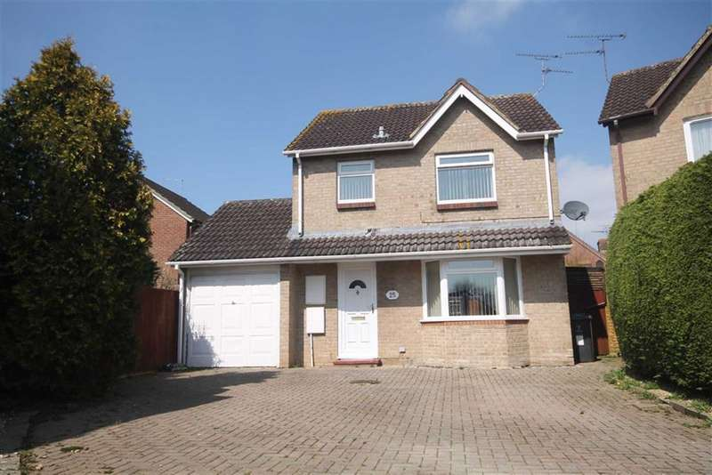 3 Bedrooms Detached House for sale in Sudeley Way, Swindon