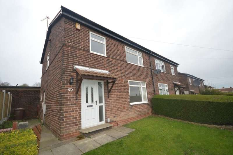 3 Bedrooms Semi Detached House for rent in Barden Road, Wakefield, WF1