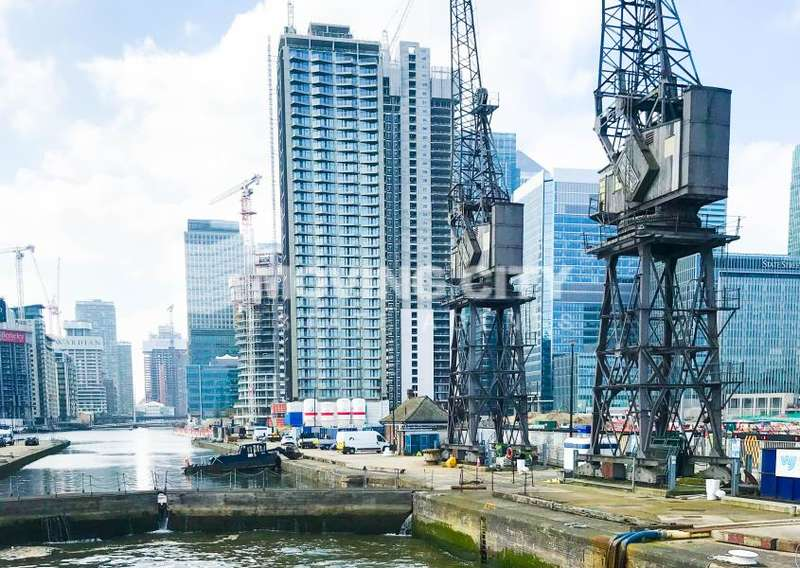 2 Bedrooms Flat for sale in 10 Park Drive, Canary Wharf, E14