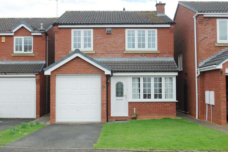 3 Bedrooms Detached House for sale in Eclipse Road, Alcester, B49