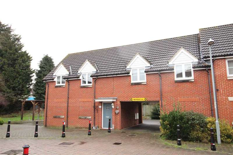 2 Bedrooms End Of Terrace House for sale in Provan Court, Ipswich
