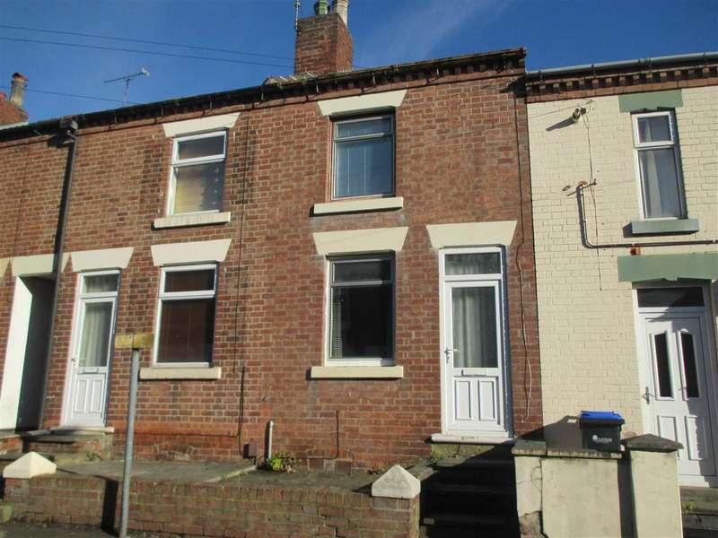 3 Bedrooms Terraced House for sale in Main Road, Jacksdale, Nottingham