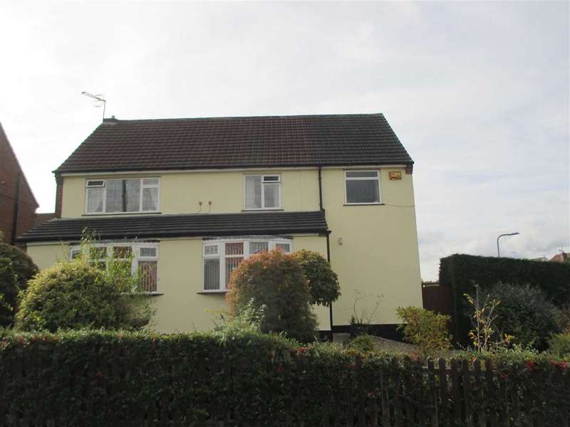 4 Bedrooms Detached House for sale in Mill Road, Newthorpe, Nottingham