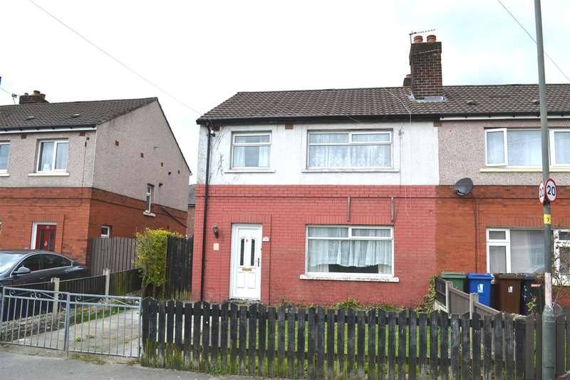 3 Bedrooms Semi Detached House for sale in Mersey Street, Leigh