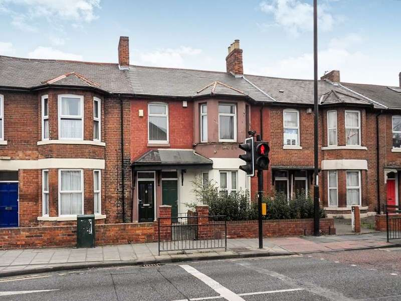 2 Bedrooms Property for sale in Chillingham Road, Heaton, Newcastle upon Tyne, Tyne and Wear, NE6 5BU