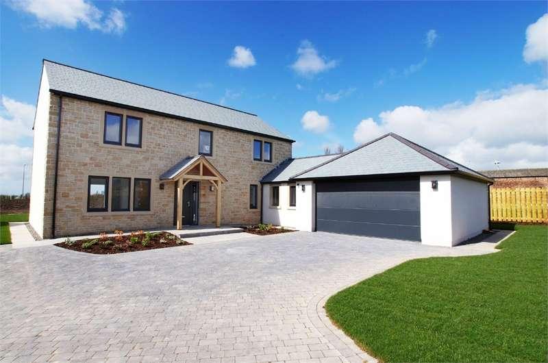 4 Bedrooms Detached House for sale in CA5 6LT Grange Park Road, Orton Grange, nr Dalston, Cumbria
