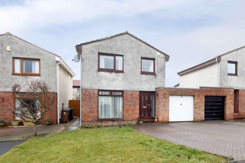 3 Bedrooms Detached House for sale in Edzell Park, Kirkcaldy, Fife, KY2 6YB