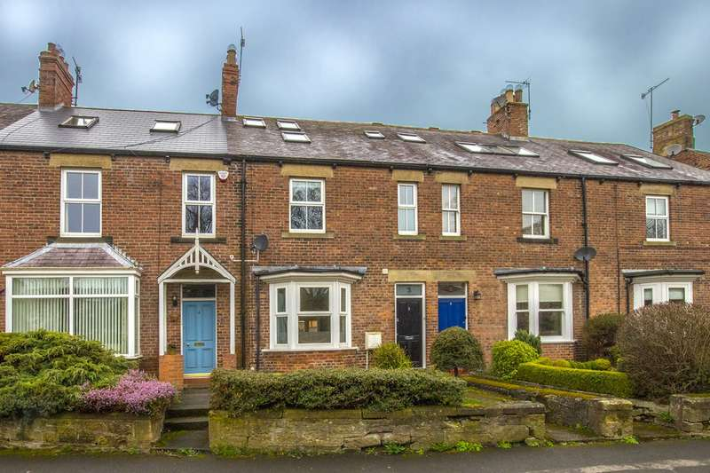 5 Bedrooms House for sale in Abbey Terrace, Morpeth