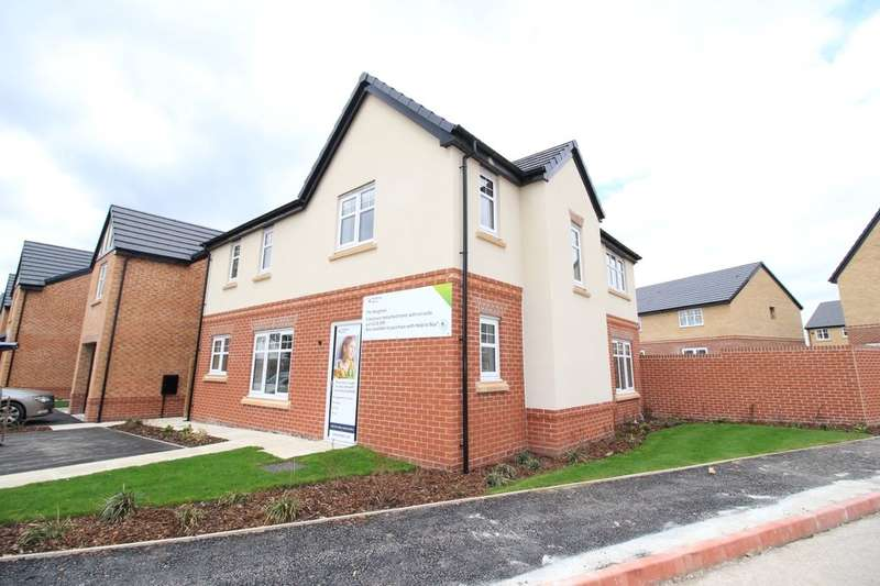 3 Bedrooms Detached House for sale in Gibfield Park Avenue, Atherton, Manchester, M46