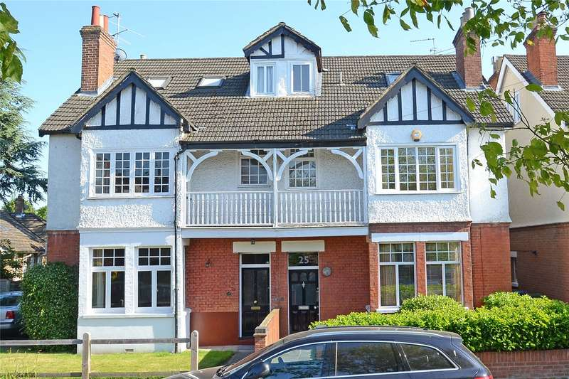 5 Bedrooms Semi Detached House for sale in Imber Park Road, Esher, Surrey, KT10