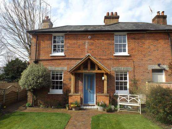 2 Bedrooms House for sale in Maidenhead, Berkshire