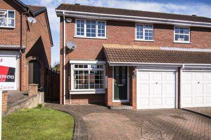 3 Bedrooms Semi Detached House for sale in Blakemore Drive, Sutton Coldfield, West Midlands