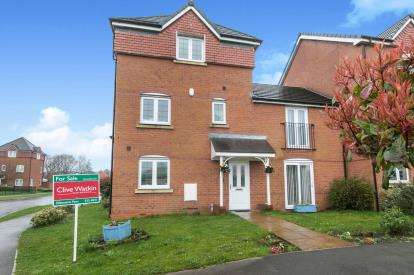 4 Bedrooms End Of Terrace House for sale in Jacks Wood Avenue, Ellesmere Port, CH65