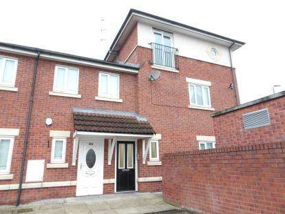 1 Bedroom Flat for sale in Chapel Gardens, Liverpool, Merseyside, L5