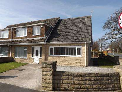 6 Bedrooms Semi Detached House for sale in Wentworth Crescent, Morecambe, Lancashire, United Kingdom, LA3