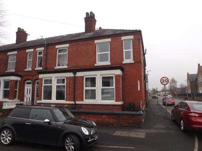 2 Bedrooms Flat for sale in Reynolds Street, Warrington, Cheshire, WA4
