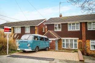 3 Bedrooms Semi Detached House for sale in Victoria Gardens, Biggin Hill, Westerham, Kent